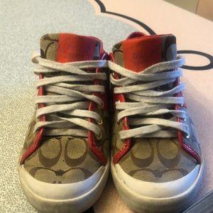 Coach Shoes size 6 1/2